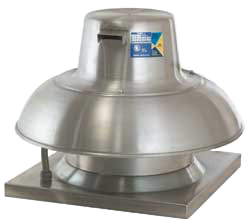 ThermoTek Centrifugal Downblast Exhaust Fan Model DR-HTH
