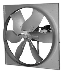 ThermoTek Axial Wallmount Exhaust Fan Model WPC-TA
