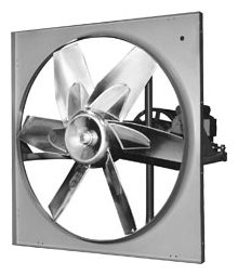 ThermoTek Axial Wallmount Exhaust Fan Model WPK-TA